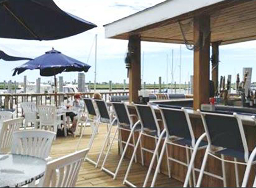 Outriggers Restaurant