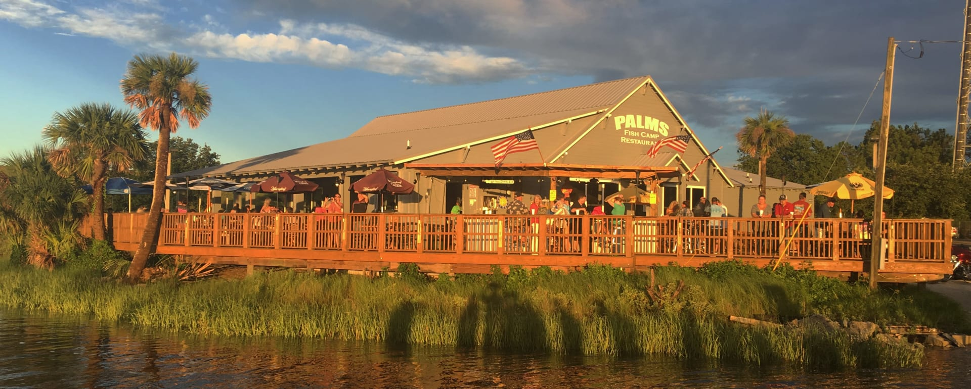 Palms Fish Camp Restaurant
