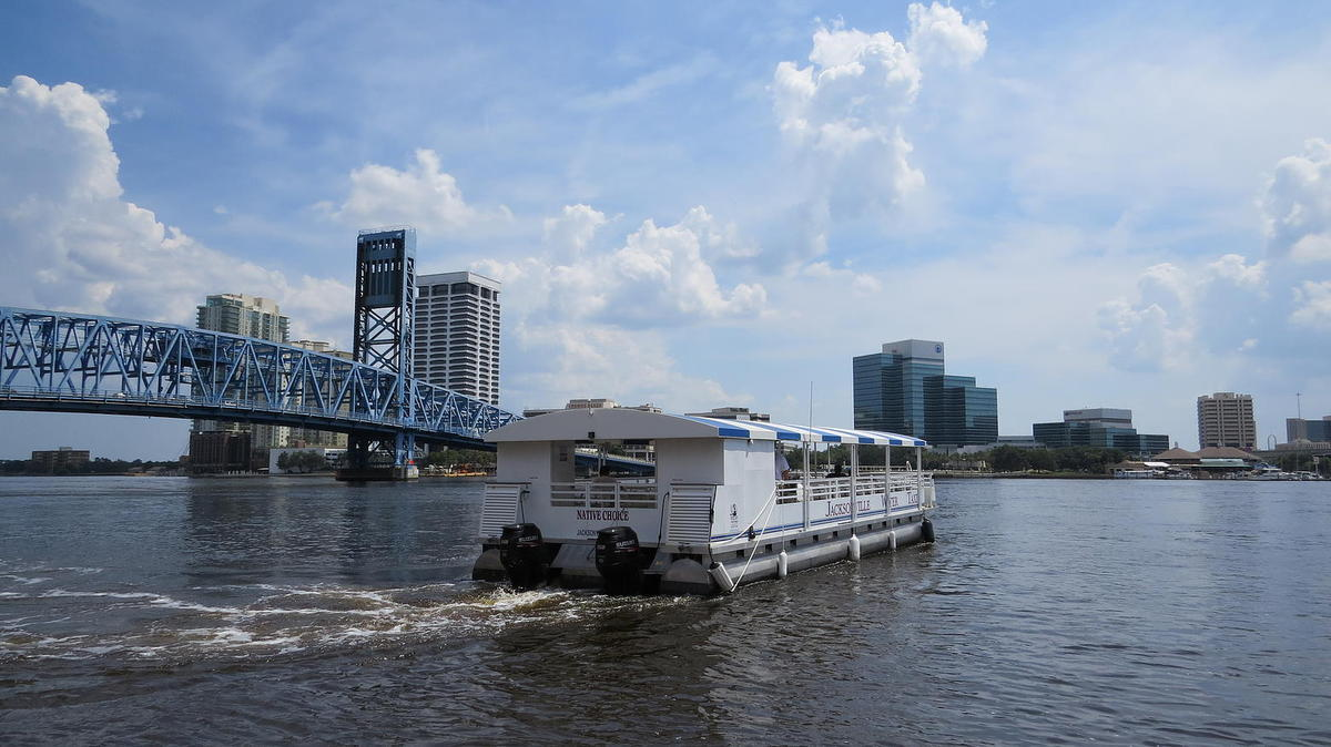 St. Johns River Taxi & Tours