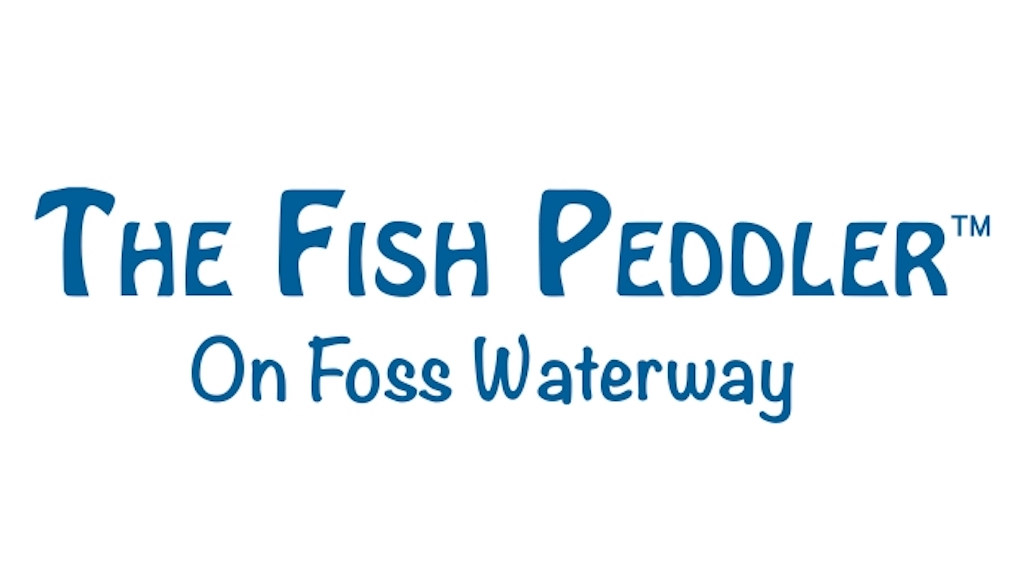 The Fish Peddler On Foss Waterway